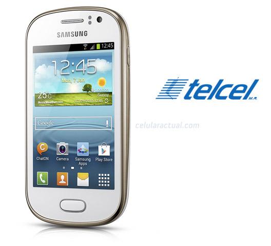 Samsung Galaxy Fame ya en México con Telcel