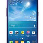Samsung Galaxy Mega 6.3 y Mega 5.8 llegarán en color morado