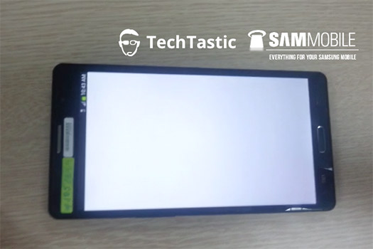 Samsung Galaxy Note III el prototipo en imágenes filtradas