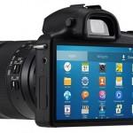 Samsung Galaxy NX Android Camera se filtran imágenes oficiales