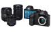 Samsung Galaxy NX Android Camera oficial de prensa con lentes