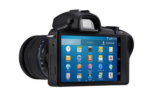 Samsung Galaxy NX la cámara 3G/4G