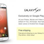 El Samsung Galaxy S4 Google Edition recibirá Android 4.3 para julio