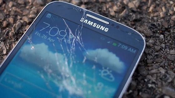 Resistencia del Galaxy S4