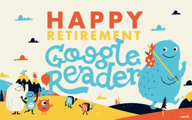 Google Reader cerrará el 1 de julio