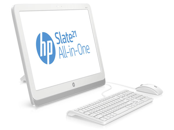 HP Slate 21 AIO tablet Android