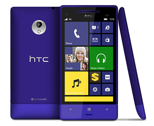 HTC 8XT con Windows Phone 8