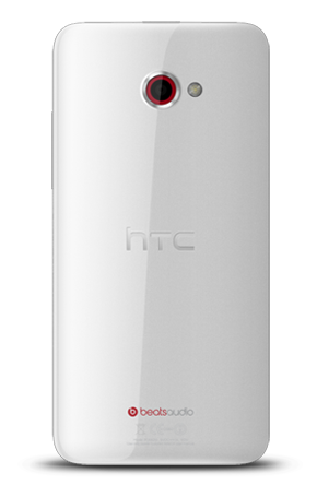 HTC Butterfly S oficial pantalla Full HD quad-core color blanco cámara 4 Ultrapixeles