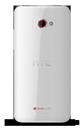 HTC Butterfly S oficial pantalla Full HD quad-core color blanco cámara 4 Ultrapixeles