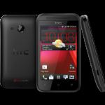 HTC Desire 200 es oficial: un gama media con 1 GHz