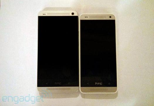 HTC One mini y HTC One