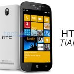 HTC Tiara con Windows Phone 8 en primer imagen de prensa