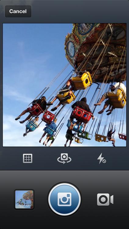 Video en Instagram iOS y Android