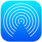 iOS 7 Air Drop icon