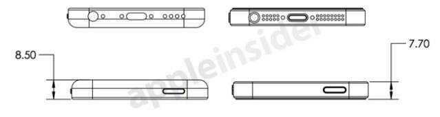 iPhone 5S comparado con iPhone Light