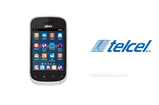Lanix Ilium S105 en México con Telcel