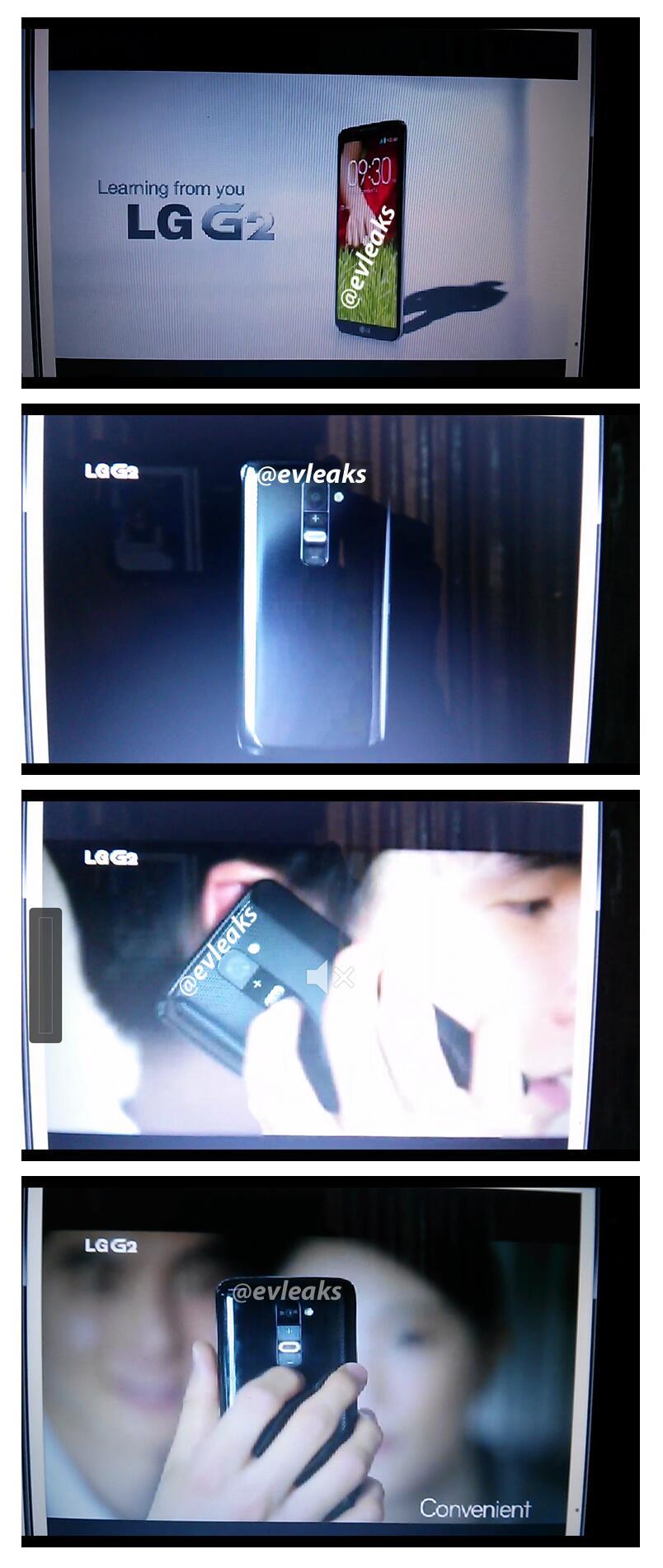 LG Optimus G2 en imágenes presentación