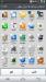 LG Optimus G2 captura de pantalla Apps