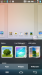 LG Optimus G2 captura de pantalla Home