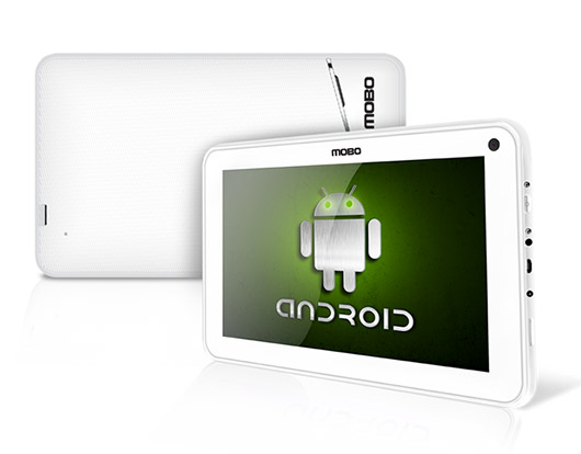 MOBO MT7-411 tablet Android 4.1 Jelly Bean en México
