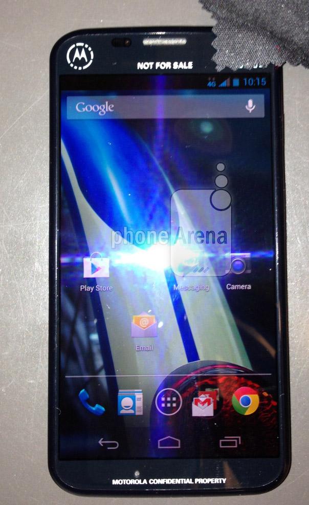 El Moto X en imagen filtrada y ejemplo de fotos