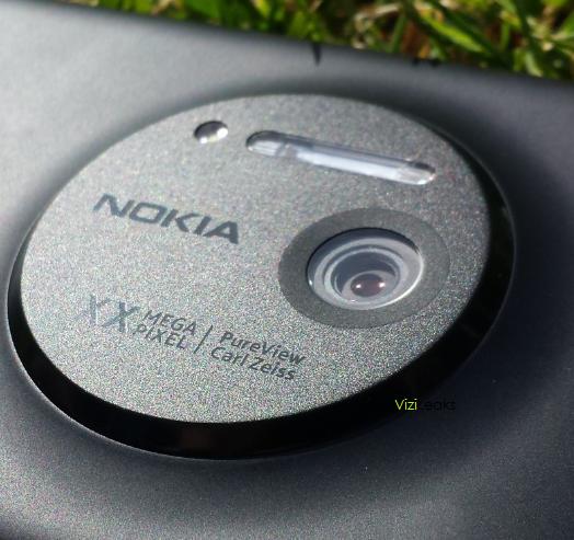 Nokia EOS 41 MP PureView Carl Zeiss filtrado