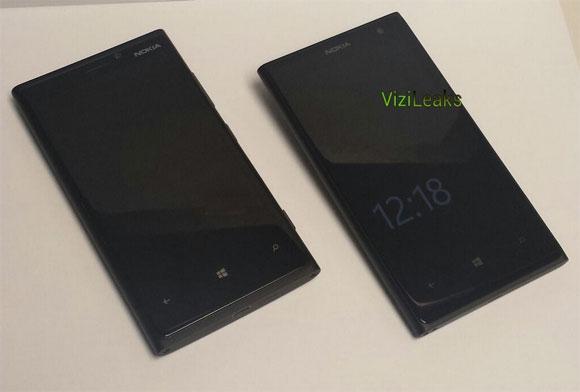 Nokia EOS y Nokia 920 comparados