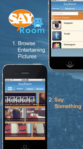 App SayRoom