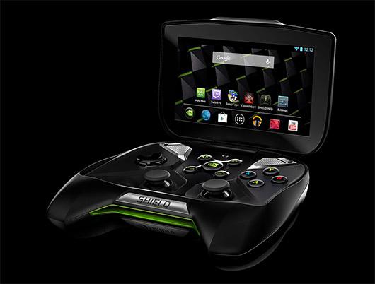 NVIDIA Shield consola juegos Android