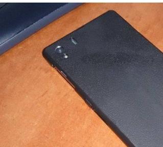 Sony Honami con 20 MP y Flash Xenón