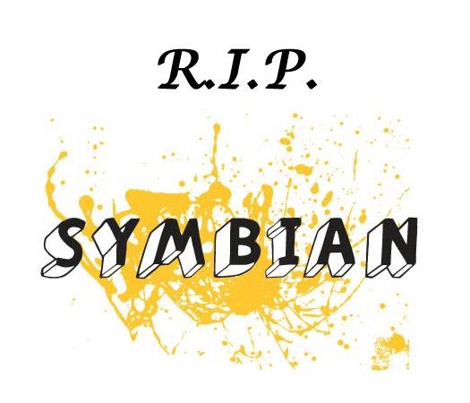 Symbian RIP muere en verano