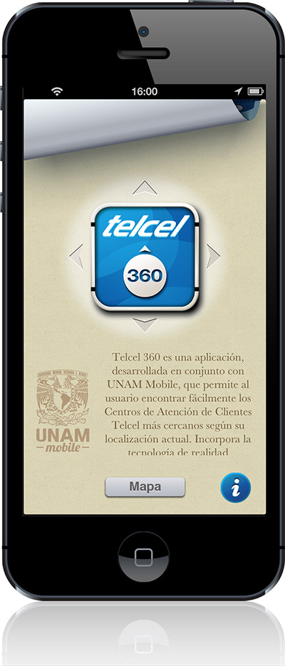 Telcel 360 la App en iPhone