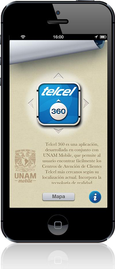 Telcel 360 la App en iPhone