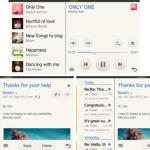 Samsung y Tizen 2.1 el nuevo OS se filtran screenshots