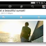 Twitter app para BlackBerry 5 se actualiza con nuevas opciones