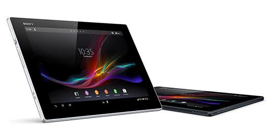 Xperia Tablet Z en México