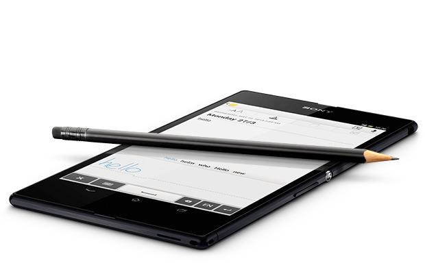 Sony Xperia Z Ultra anunciado para México con lápiz