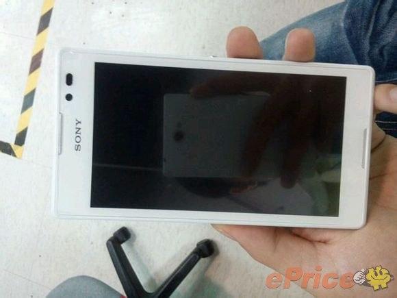 Sony Xperia ZU phablet filtrado en directo
