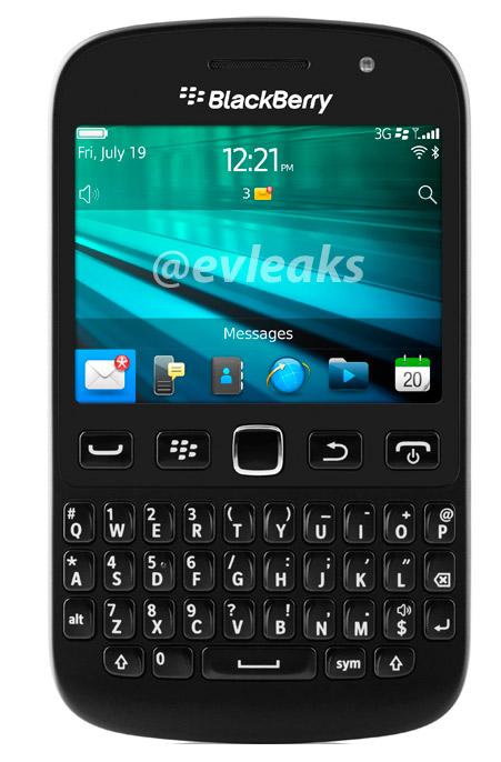 BlackBerry 9720 BB 7