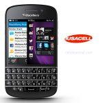 BlackBerry Q10 ya en México con Iusacell