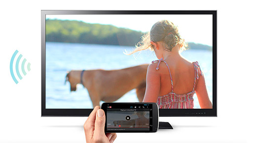 Chromecast de Google TV HD transmisión HDMI