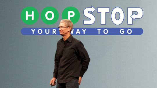 Apple compra HopStop