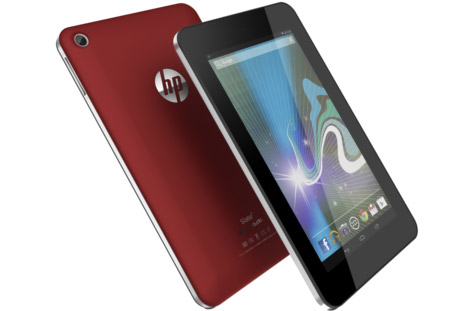 HP Tablet Slate 7 en México