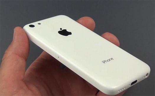 iPhone de plástico bajo costo