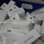 Aparecen cajas del iPhone de bajo coste