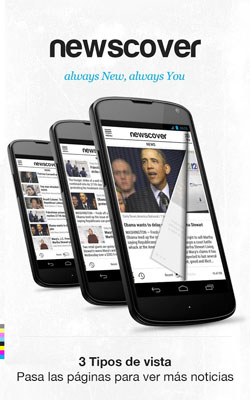 App Newscover