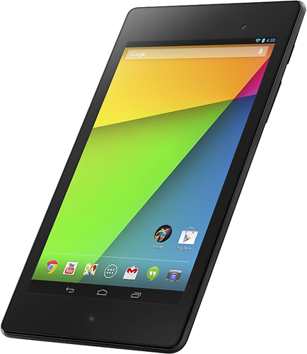 Nueva Nexus 7 HD WiFi y LTE