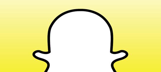 Snapchat recibe actualización