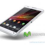 Sony Xperia ZL ya en Movistar México