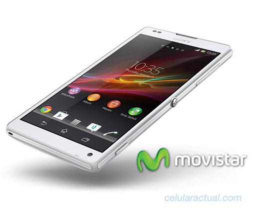 Sony Xperia ZL Movistar México